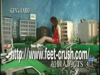 The Giantess 4